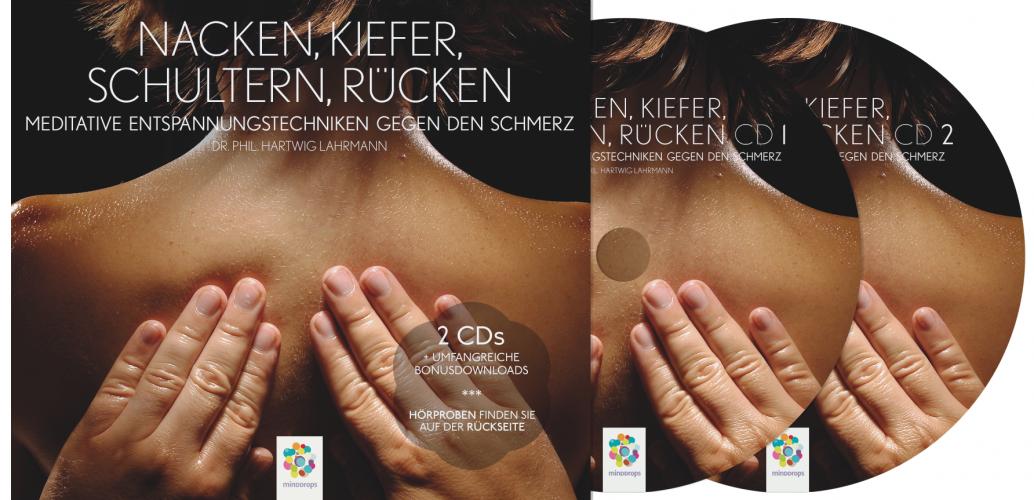 Nacken Kiefer Schultern Rücken - von minddrops - 2